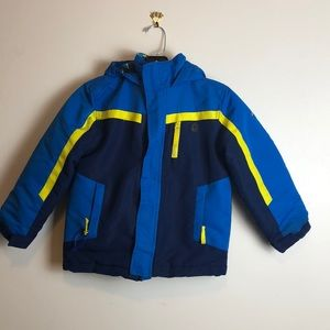 Excellent preowned athletech winter snow jacket